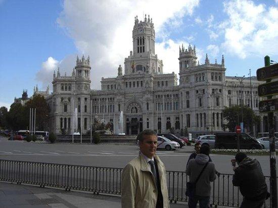 ME Madrid Reina Victoria: Madrid