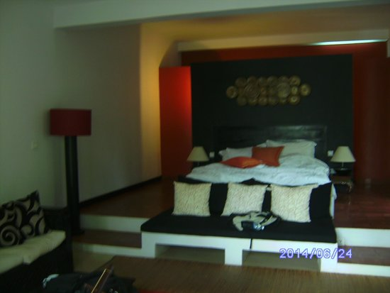 Mulberry Boutique Hotel: Spacious rooms