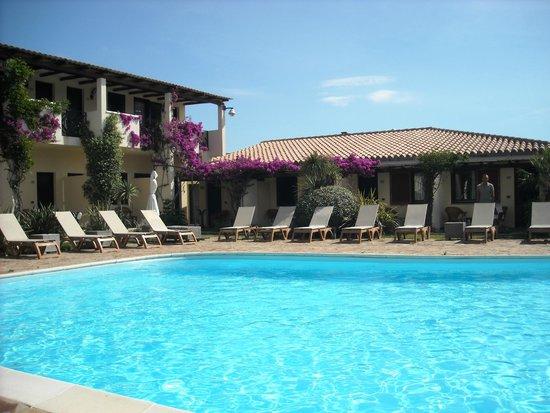 Hotel Palau : camere