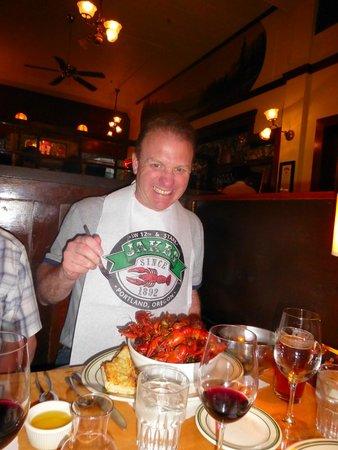 Jake's Famous Crawfish: Jack's Crawfish Boil