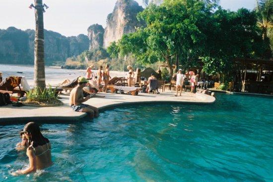 Railay Bay Resort & Spa : Pool