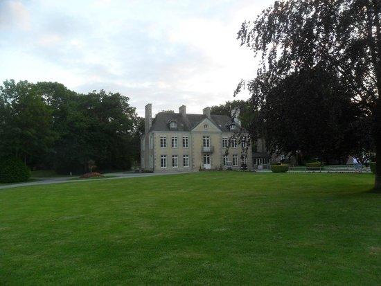 Château de Lez-Eaux : Chateau de Lez-Eaux