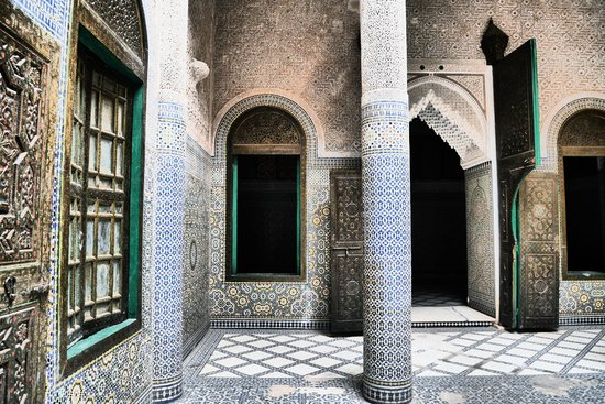Tour in Marocco : Kasbah Taurirt