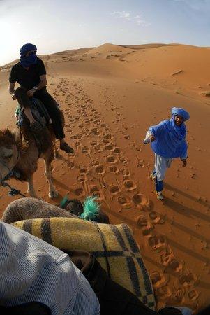 Tour in Marocco : Deserto del Sahara