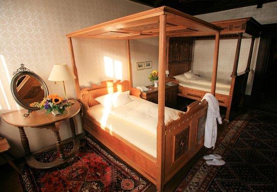 Hotel Eisenhut: Twin Room Classic