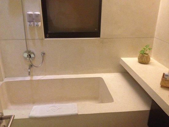 Taum Resort Bali: Salle de bain