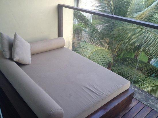Taum Resort Bali: Balcon