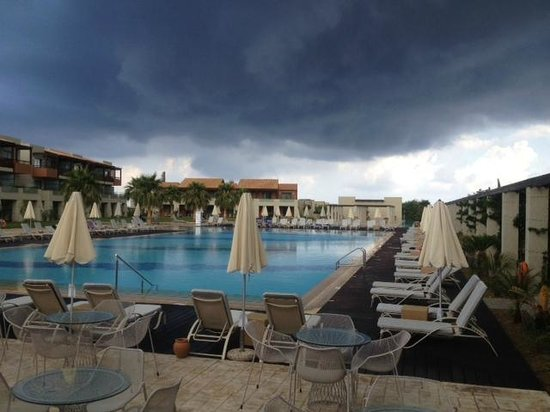 Astir Odysseus Kos Resort & Spa: Pool im oberen Bereich