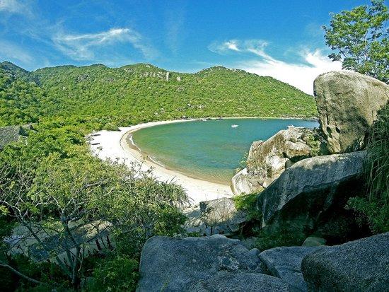 Six Senses Ninh Van Bay : nice view