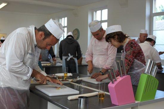 Cours De Cuisine Caen | Cours De Cuisine Caen Picture Of P Tit Chef Academy Fleury Sur