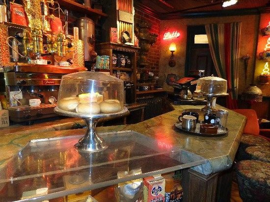 Warner Bros. Studio Tour Hollywood : Central Perk, Friends