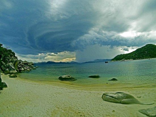 Six Senses Ninh Van Bay : sky