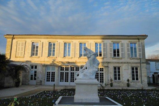 Musee d'histoire naturelle de La Rochelle : jardin des plantes