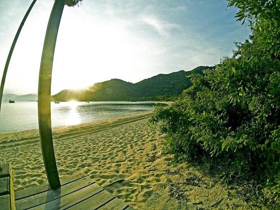 Six Senses Ninh Van Bay : relaxing time