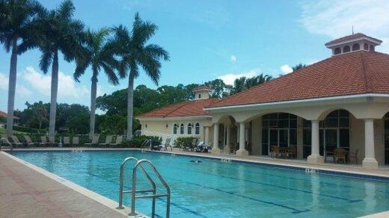 The Westin Cape Coral Resort At Marina Village: lap pool