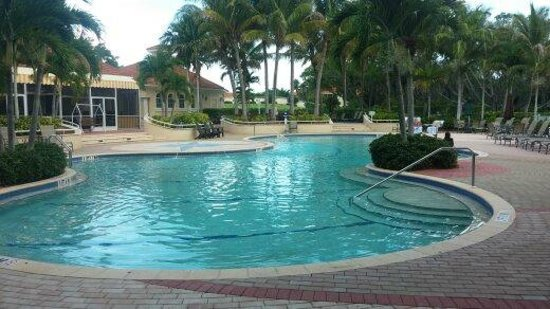 The Westin Cape Coral Resort At Marina Village: quiet flowing pool