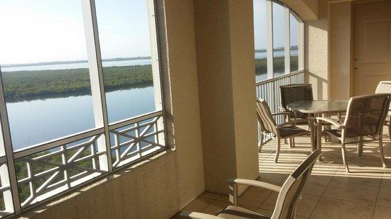 The Westin Cape Coral Resort At Marina Village: porch