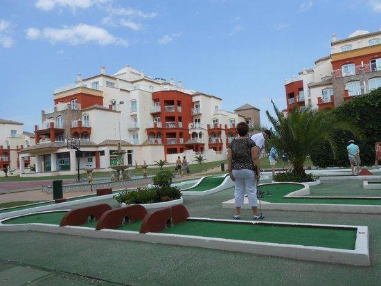 Hotel Pueblo Camino Real: mini golf