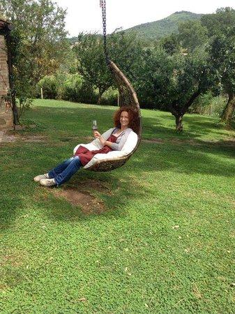 Il Fontanaro : Relax durante la cooking class