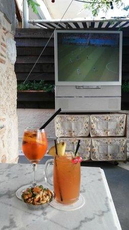 The Garden: Drink Aperitivo