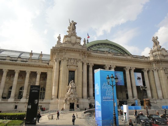 Grand Palais : G8