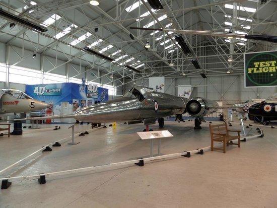 Royal Air Force Museum : Bristol 188
