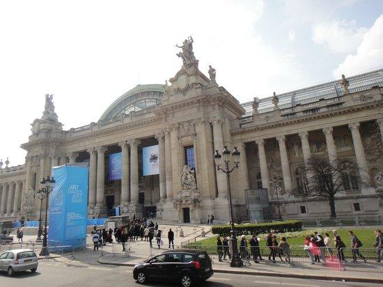 Grand Palais : G5