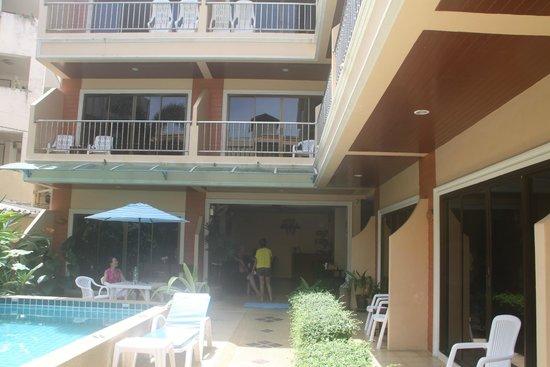 세븐 시즈 호텔 사진