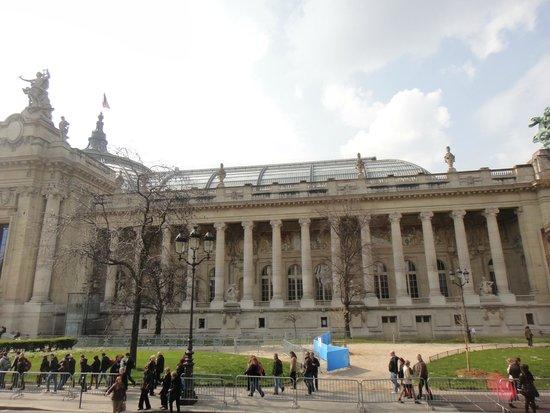 Grand Palais : G4