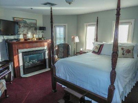 Bella Villa Messina Bed and Breakfast: A guest room