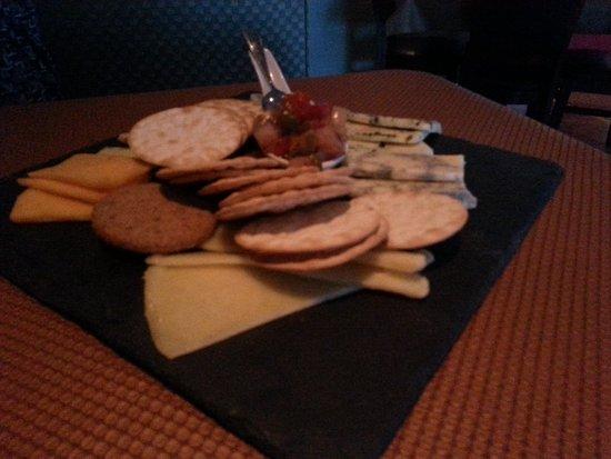 Circa 81 Tapas and Cocktaileria Ashe County cheese plate & Ashe County cheese plate - Picture of Circa 81 Tapas and ...