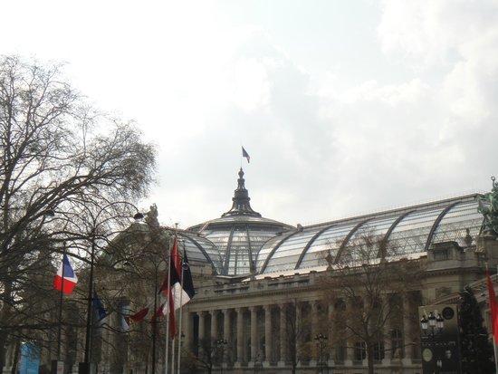 Grand Palais : G14