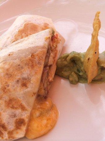Jalapenos: Burrito de pollo