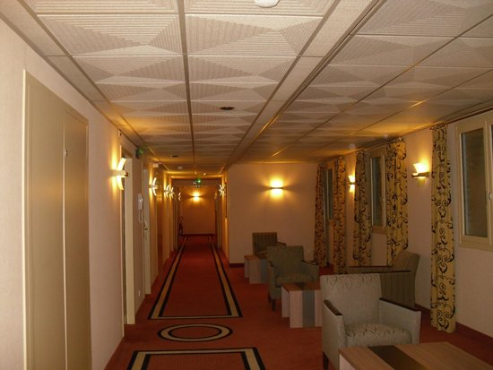 Crowne Plaza Toulouse : COULOIR