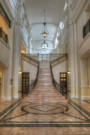 Hotel Colonnade Coral Gables, a Tribute Portfolio Hotel: The Grand Staircase
