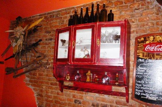 Matylda restaurant: Фрагмент интерьера ресторана
