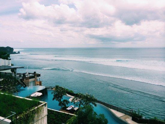 Anantara Uluwatu Bali Resort : pool