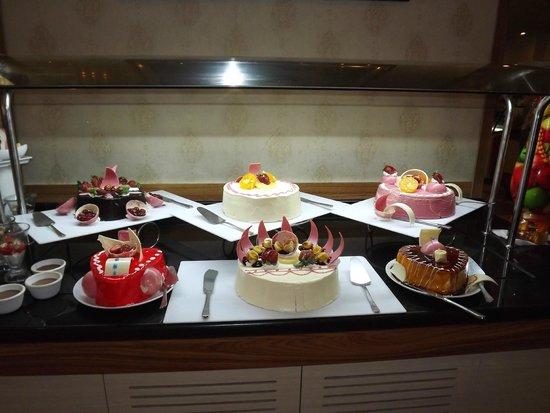 Annabella Diamond Spa & Hotel: очень вкусные!!!!