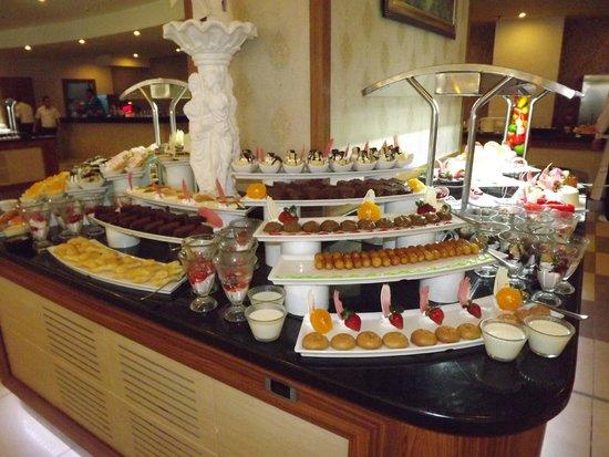 Annabella Diamond Spa & Hotel: все очень-очень вкусно!!!!