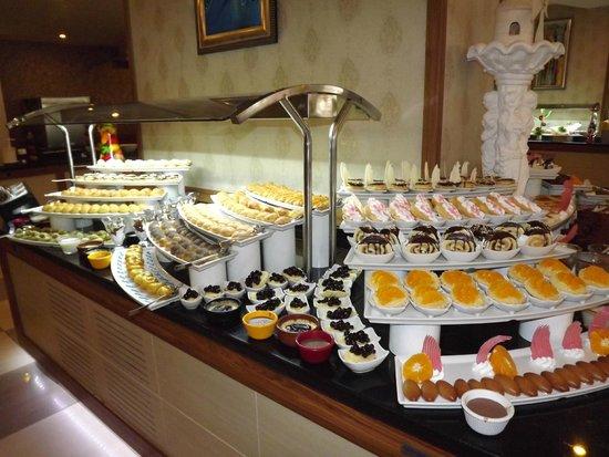 Annabella Diamond Hotel: и так каждый день!!!!