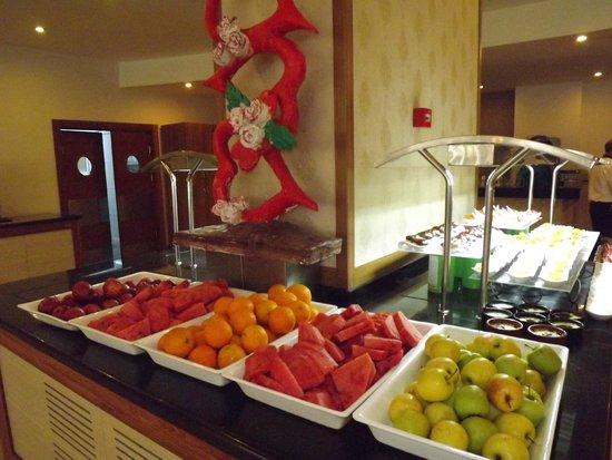 Annabella Diamond Hotel: и так каждый день!!!!!