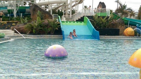 Lanzasur Club: Waterpark