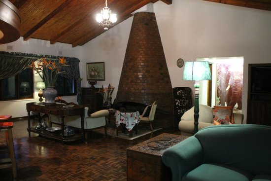 St. Lucia Wetlands Guesthouse : camino