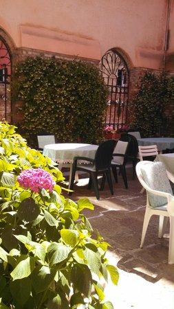 Locanda San Barnaba: Breakfast area