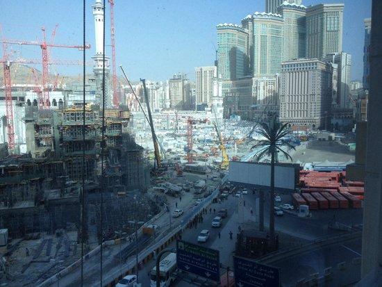 Anjum Hotel Makkah : Haram View