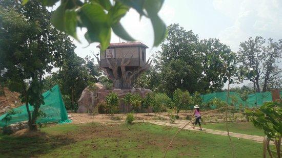 Tathastu: Tree House : Innovative Idea