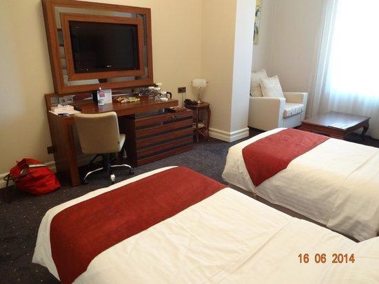 Batumi World Palace : superior room 209!