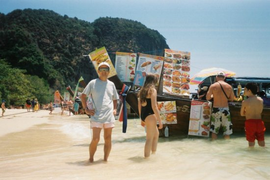 Phra Nang Cave Beach: Beach