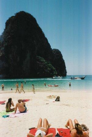 PhraNang Cave Beach : Beach