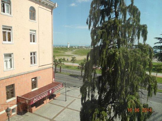 Batumi World Palace : View from superior room!
